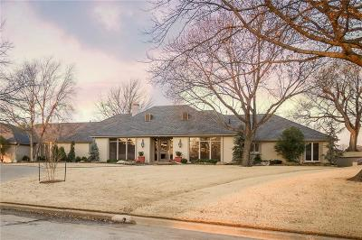 Shawnee Single Family Home For Sale: 8 Country Club