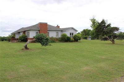 Stroud OK Single Family Home For Sale: $129,000