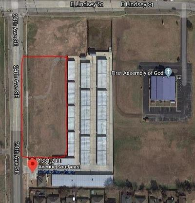 Norman Commercial For Sale: 1331 SE 24th Avenue