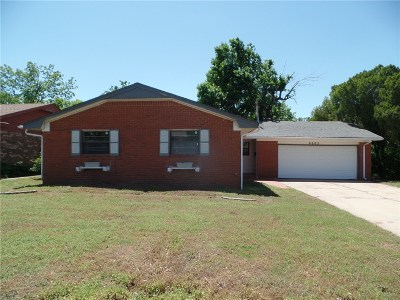 Single Family Home Sold: 6605 Cherokee Drive
