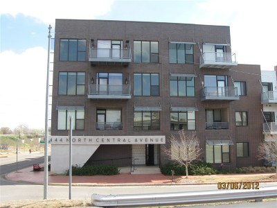 Condo/Townhouse Sold: 444 N Central Avenue #211