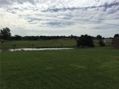 Blanchard Residential Lots & Land For Sale: 1019 Lakefront Drive