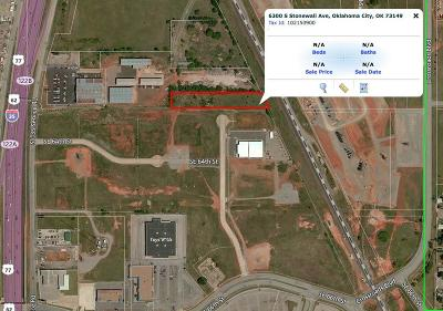 Oklahoma City Residential Lots & Land For Sale: 6300 S Stonewall Avenue