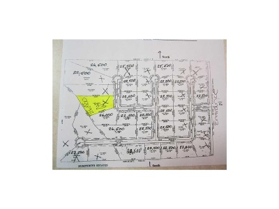 Blanchard Residential Lots & Land For Sale: Lot 23