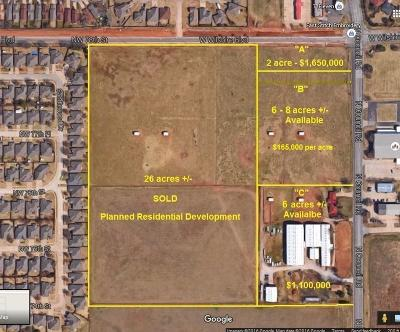 Oklahoma City Residential Lots & Land For Sale: 7401 N Council - A