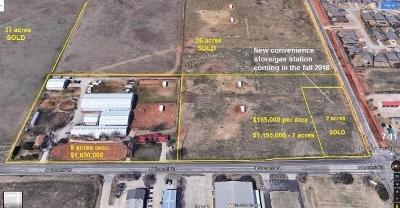 Oklahoma City Residential Lots & Land For Sale: 7401 N Council - B