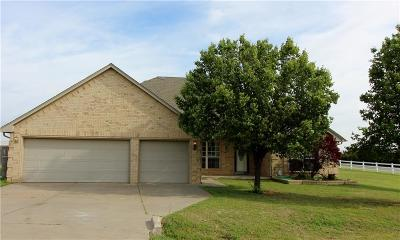 Tuttle Single Family Home For Sale: 6909 Rolling Meadows