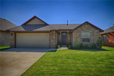 Oklahoma City Single Family Home Sold: 8316 NW 141st Circle