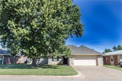 Weatherford Single Family Home For Sale: 2013 Morgandee