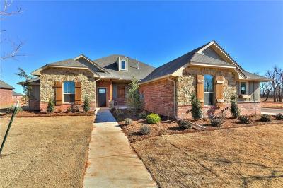Mustang Single Family Home For Sale: 4612 Kentucky Ridge