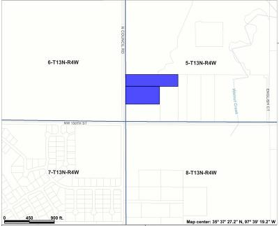 Edmond Residential Lots & Land For Sale: 15100 N Council