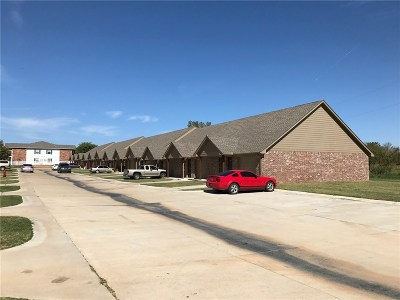 Shawnee Multi Family Home For Sale: 13807 Acme Road