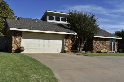Elk City Single Family Home For Sale: 218 Cypress