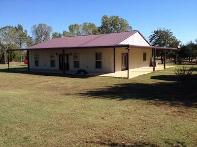Purcell Single Family Home For Sale: 21158 May