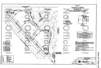 Yukon Residential Lots & Land For Sale: 1400 S Ranchwood Boulevard