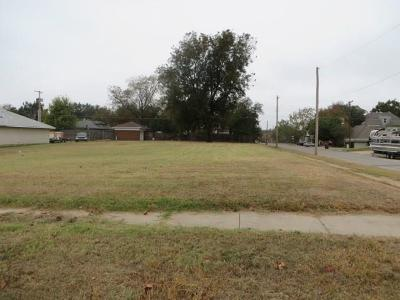 Chickasha Residential Lots & Land For Sale: 804 S 7th Street