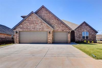 Oklahoma City Single Family Home For Sale: 6305 Braniger Way