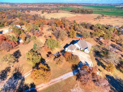 Blanchard Single Family Home For Sale: 1489 County Road 2986