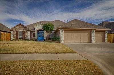 Edmond Single Family Home Sold: 17004 Wales Green Avenue