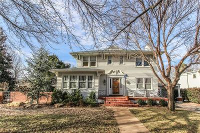 Norman Single Family Home For Sale: 830 Elm