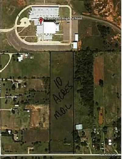 Blanchard Residential Lots & Land For Sale: 801 10th