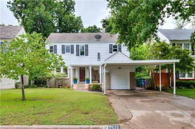 Oklahoma City Single Family Home For Sale: 2520 NW 25th Street