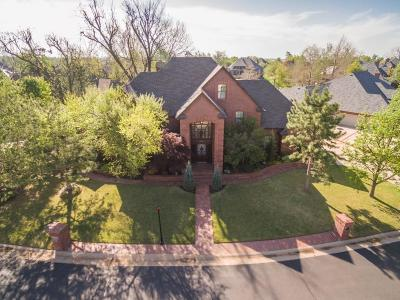 Yukon Single Family Home For Sale: 9816 Ramsey Road