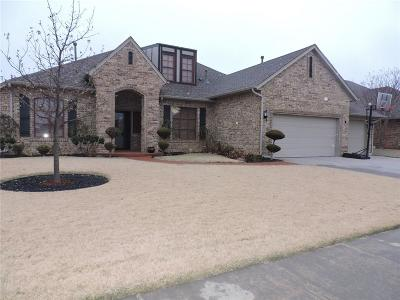 Moore Single Family Home For Sale: 3321 Red Maple Lane