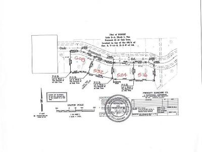 Edmond Residential Lots & Land For Sale: 608 Oak Summit Road