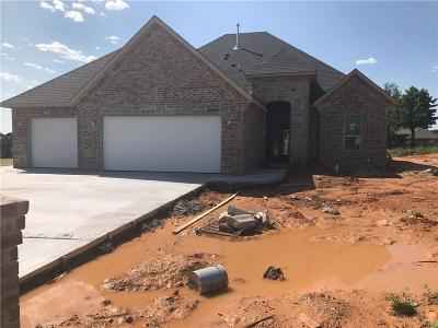 Choctaw OK Single Family Home For Sale: $279,900
