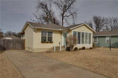 Oklahoma City Single Family Home Sold: 2825 NW 11th Street