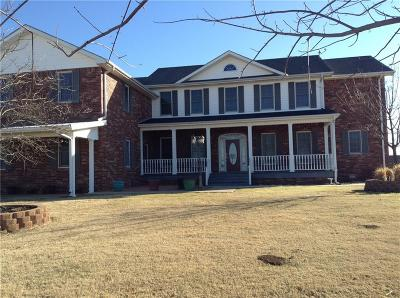 Stroud Single Family Home For Sale: 251 27th