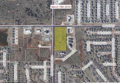 Edmond Residential Lots & Land For Sale: 164 Pennsylvania