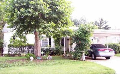 Oklahoma City OK Single Family Home For Sale: $74,750