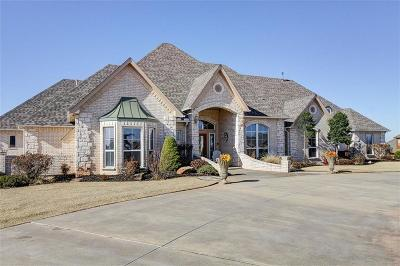 Moore Single Family Home Sold: 3801 Churchill Road