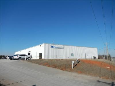 Noble Commercial For Sale: 1100 N Hwy 77