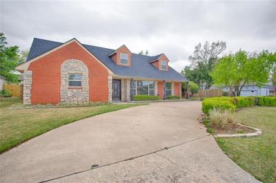 Oklahoma City Single Family Home For Sale: 3128 Willow Brook Road