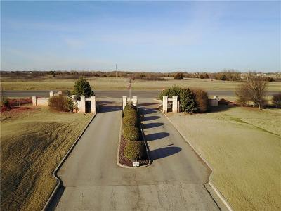 Blanchard Residential Lots & Land For Sale: 2710 Four Lakes Drive