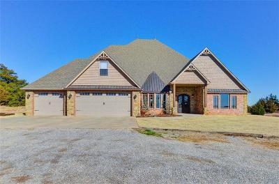 Chickasha Single Family Home For Sale: 2849 County Street 2790
