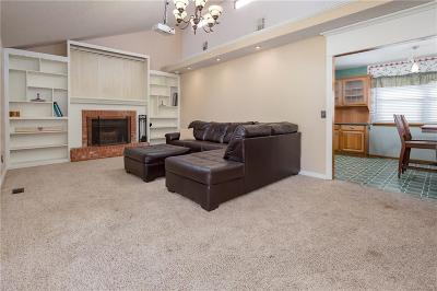 Guthrie Single Family Home For Sale: 990 S Post Road