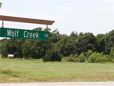 Purcell Residential Lots & Land For Sale: 8 Wolf Creek Drive