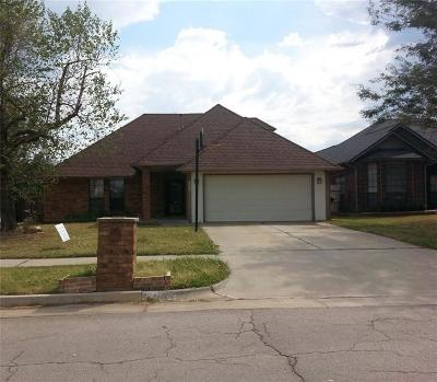 Oklahoma City Single Family Home For Sale: 8100 Timothy Lane