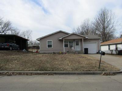 Bartlesville Single Family Home For Sale: 519 Elmhurst