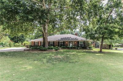 Norman Single Family Home For Sale: 1022 Walnut Road