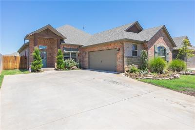 Edmond Single Family Home For Sale: 19108 Meadows Crossing Drive