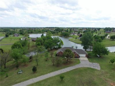 Blanchard OK Single Family Home For Sale: $219,000