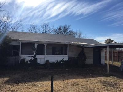 Midwest City Single Family Home For Sale: 5620 SE 2nd