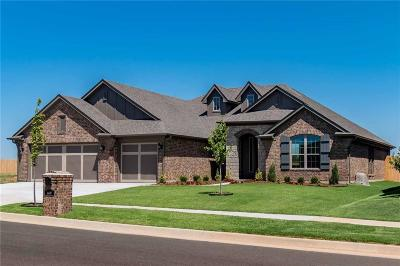 Canadian County, Oklahoma County Single Family Home For Sale: 18609 Salvador Road
