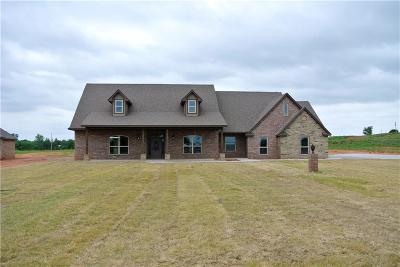 Blanchard Single Family Home For Sale: 2385 County Road 1260