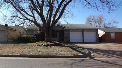 Oklahoma City Single Family Home For Sale: 4917 S Dimple